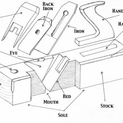 Paper Airplane Diagram Of Parts Nissan 350z Wiring A Wooden Plane Handplane Central