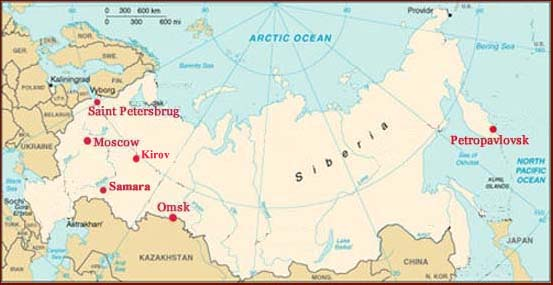 Palmistry in Russia