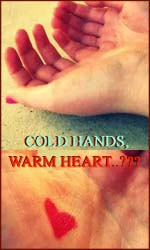 New research on the old saying: 'cold hands, warm heart'.