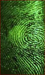 In Iran fingerprints are associated with one of the personal powers of an individual.