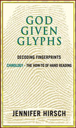 God Given Glyphs - A new book about Five Elemental Chirology!