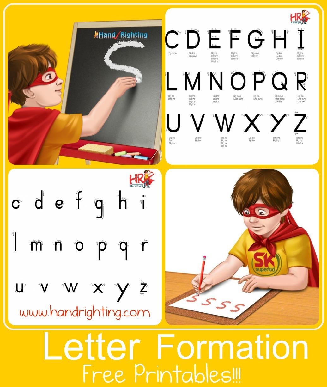 Handrighting Handwriting The Developmental Way