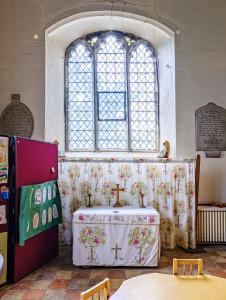 Headcorn Church Interior