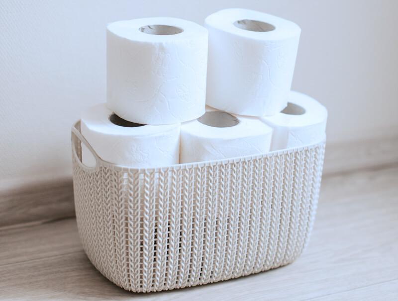 bathroom, toilet paper