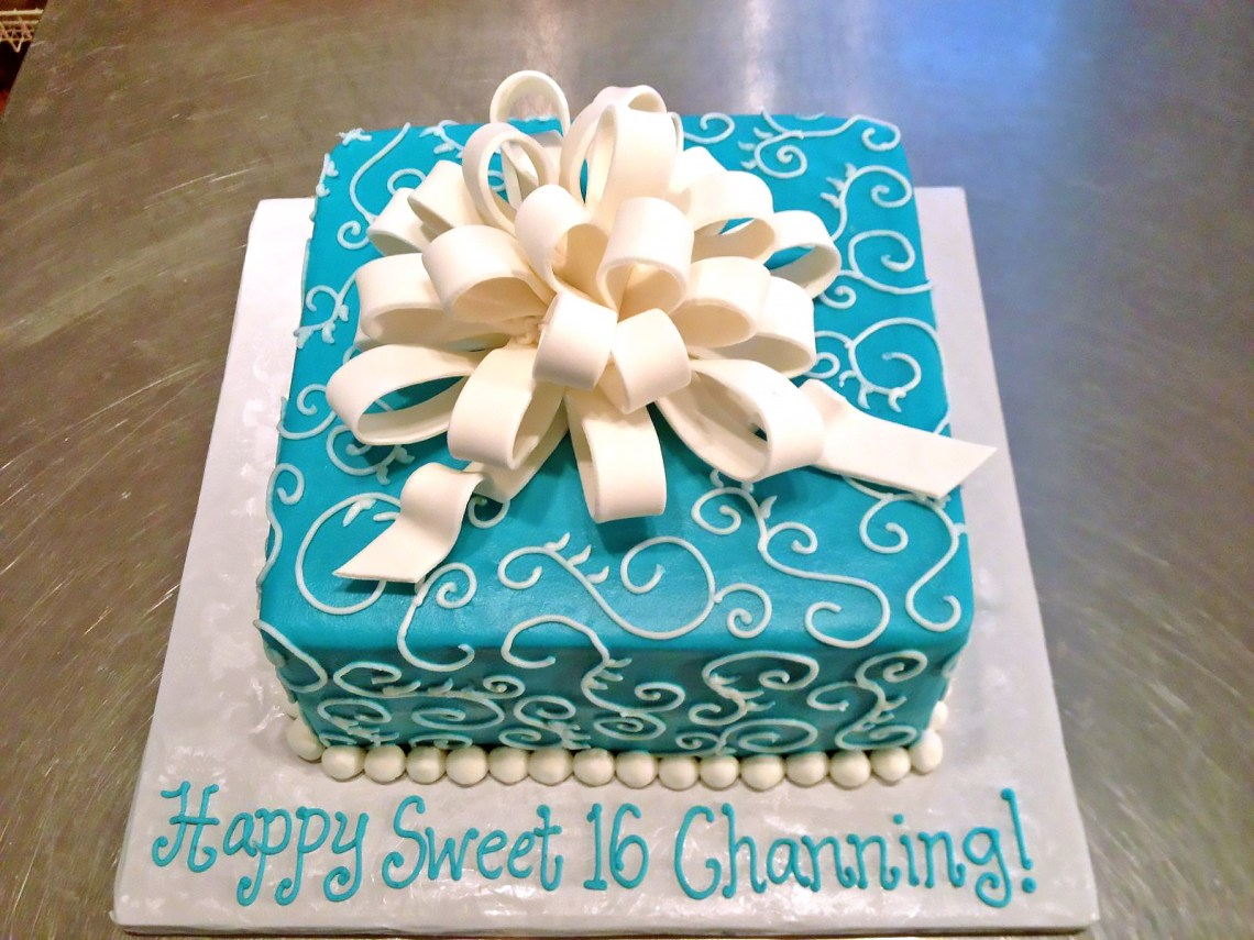 Awesome Birthday Cake For Sweet 16 Girl The Cake Boutique Funny Birthday Cards Online Necthendildamsfinfo