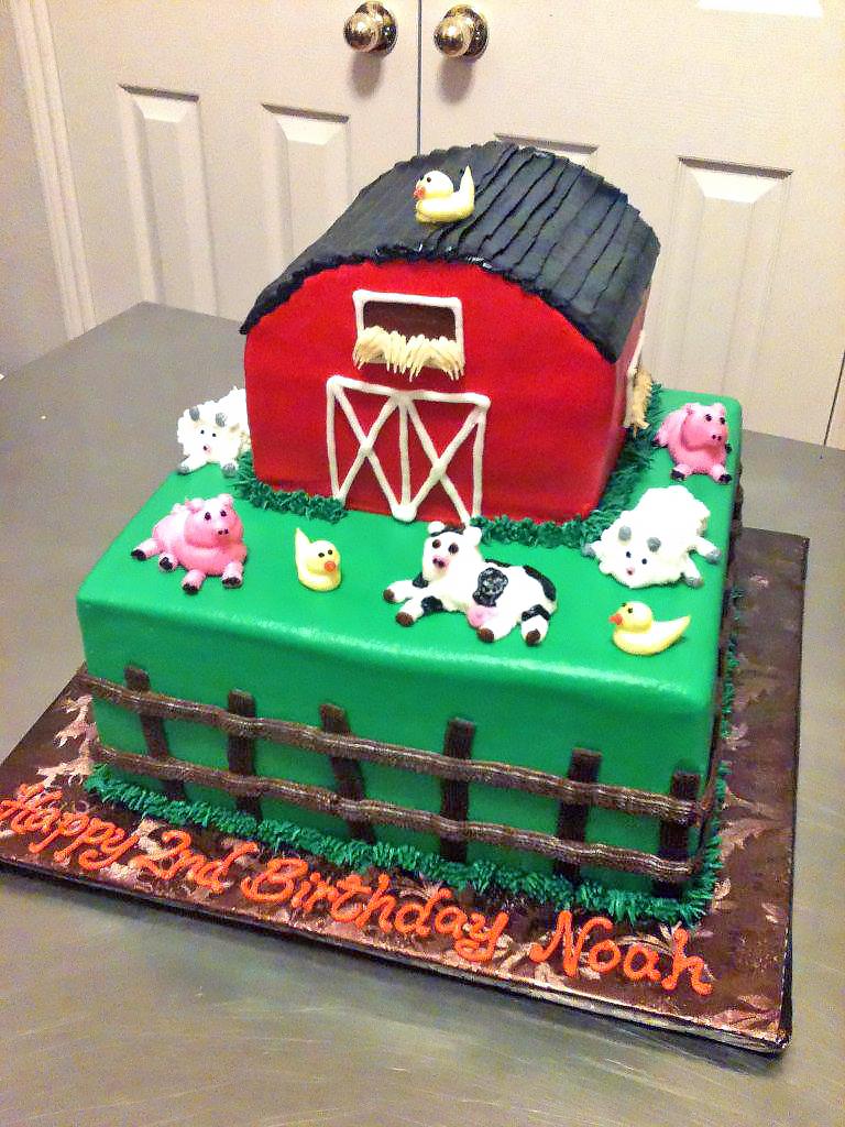 Kids Animal Birthday Cakes Hands On Design Cakes