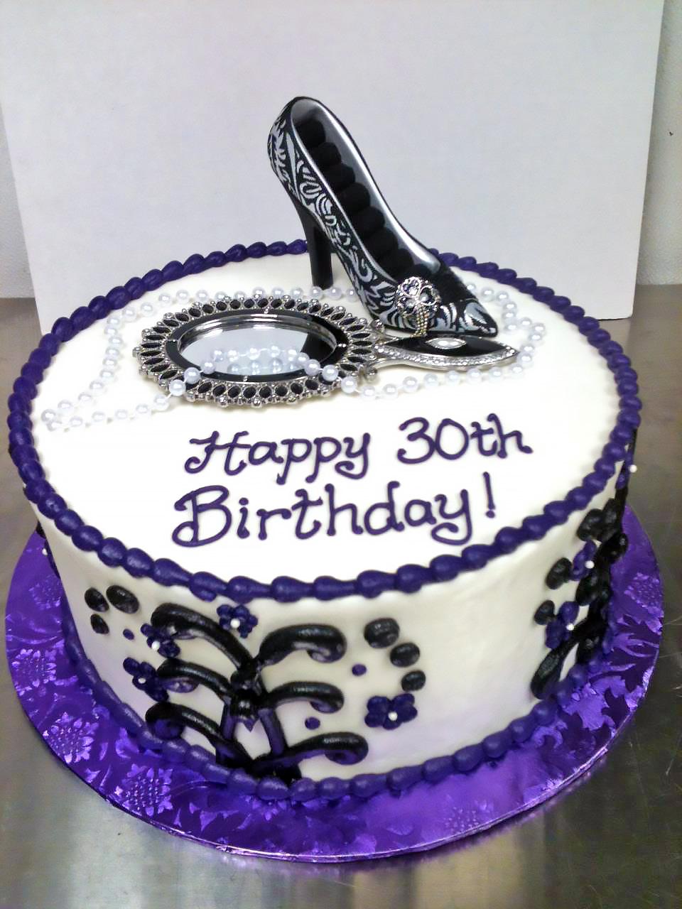 Birthday Cakes For Women Hands On Design Cakes
