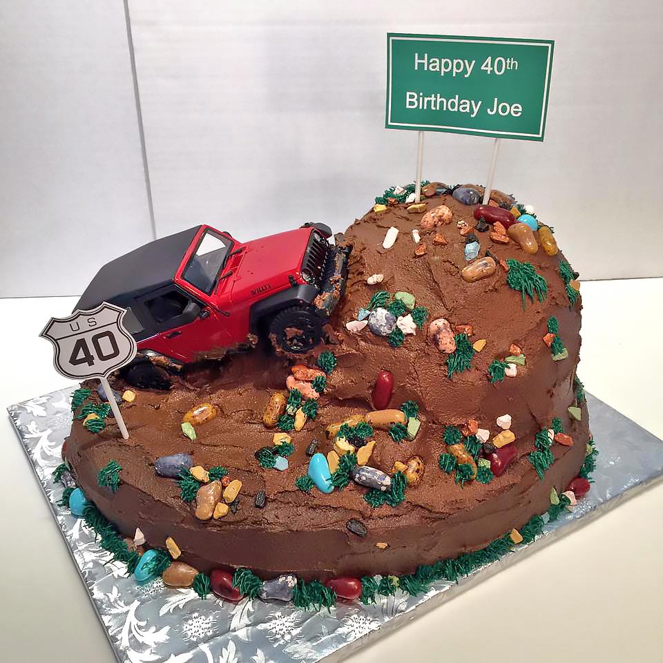 Birthday Cakes For Men Hands On Design Cakes