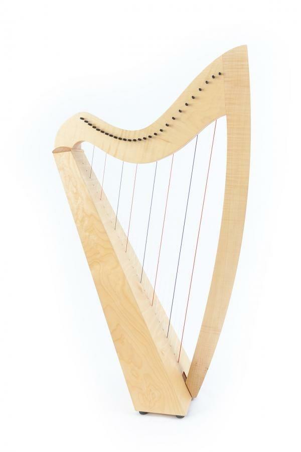 deluxe hands on harps