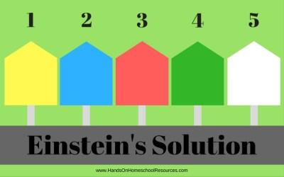 Solution to the Einstein Challenge