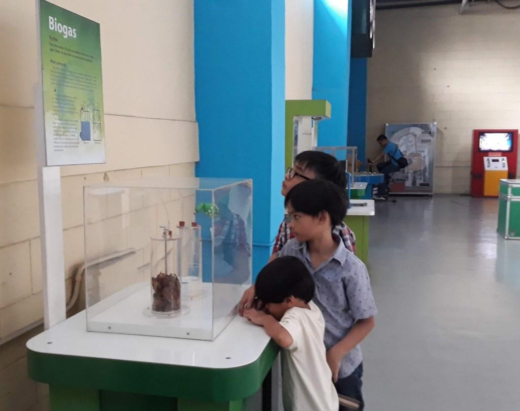 Field Trip at Philippine Science Centrum – Hands-On Parent