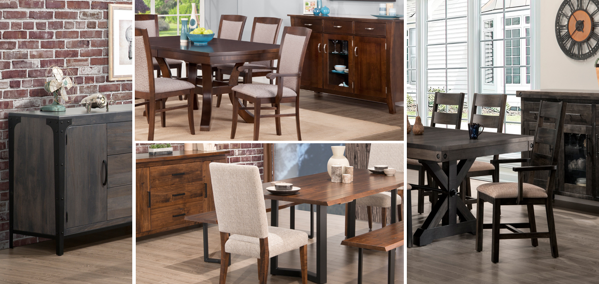 living room furniture table brands hand crafted solid wood dining photo of