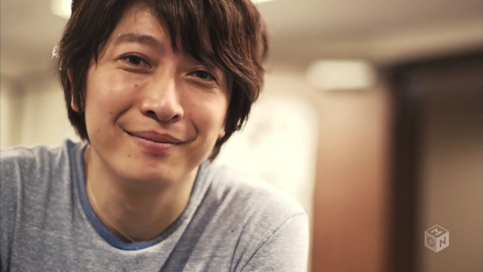 Daisuke Ono - Unlimited Door live backstage 2016