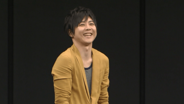 Kaji @ Magi event in 2014