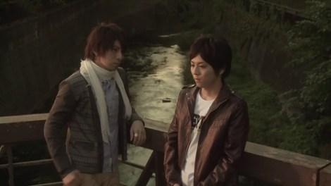 Wataru Hatano and Yuki Kaji in Kami Voice