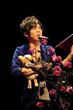 Kaji @ Diabolik Lovers event in 2014