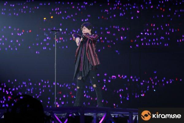 Hiroshi Kamiya @ Kirafes 2017