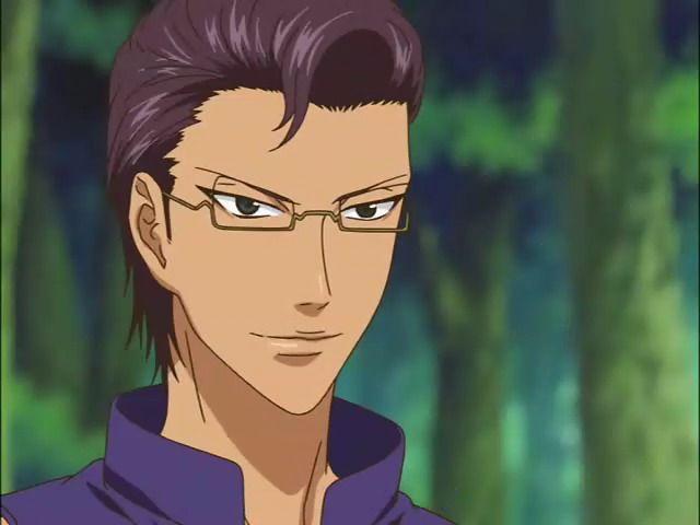 Kite Eishirou in Prince of Tennis