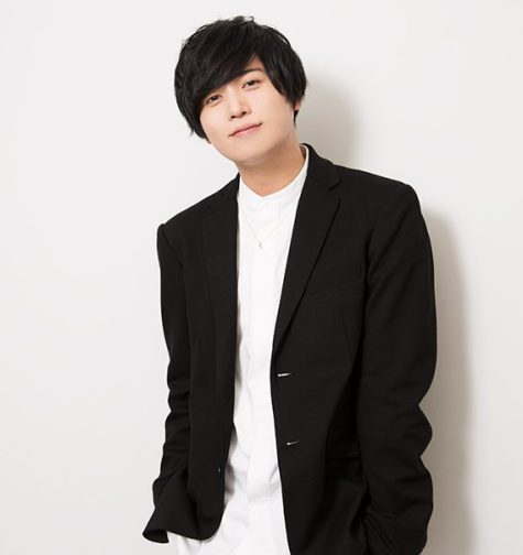 Soma Saito in 2018 (promoting Piano no Mori)