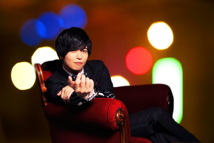 Soma Saito Date official promo photo