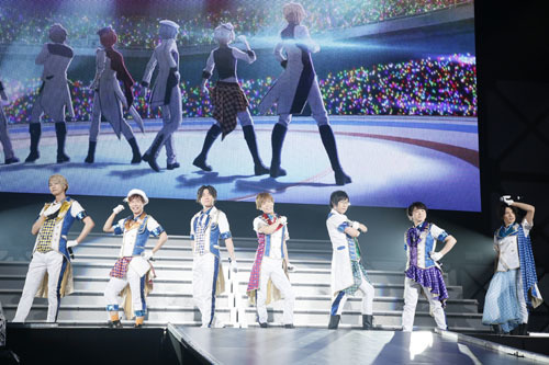 IDOLiSH7 live @ Road to Infinity