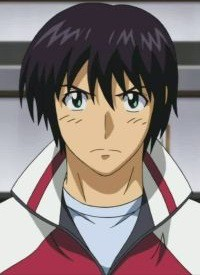 Toshiya Satou in Major 2nd season