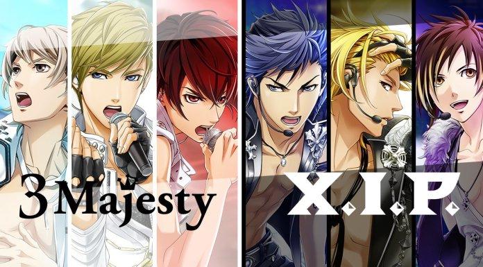 3 majesty and x.i.p