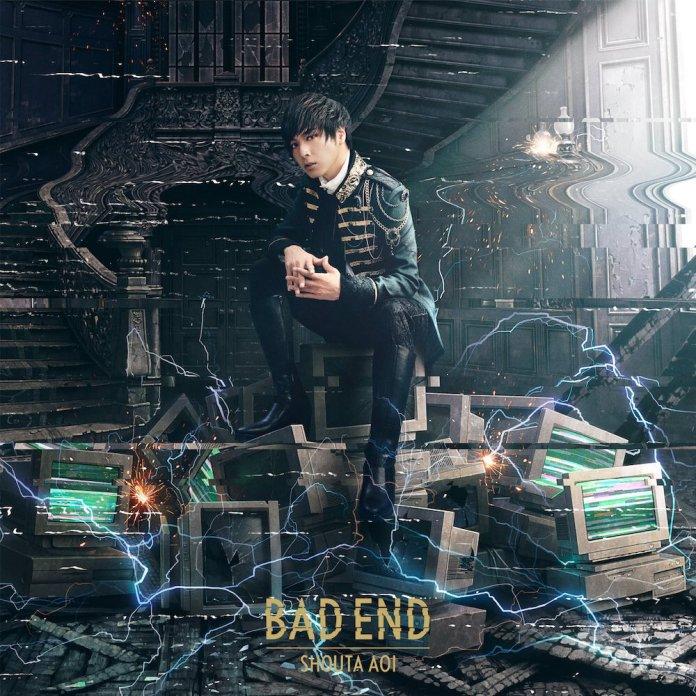 Shouta Aoi BAD END cover