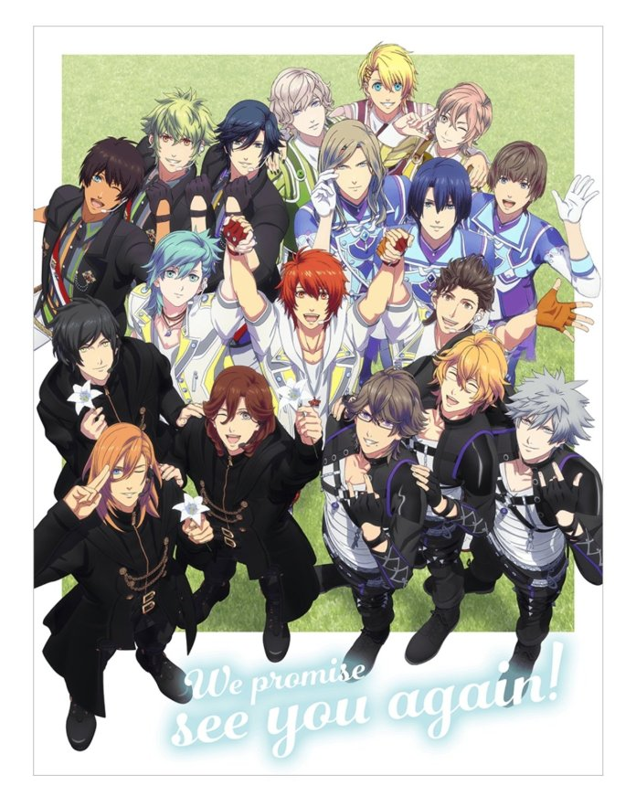 Utapri 7th live