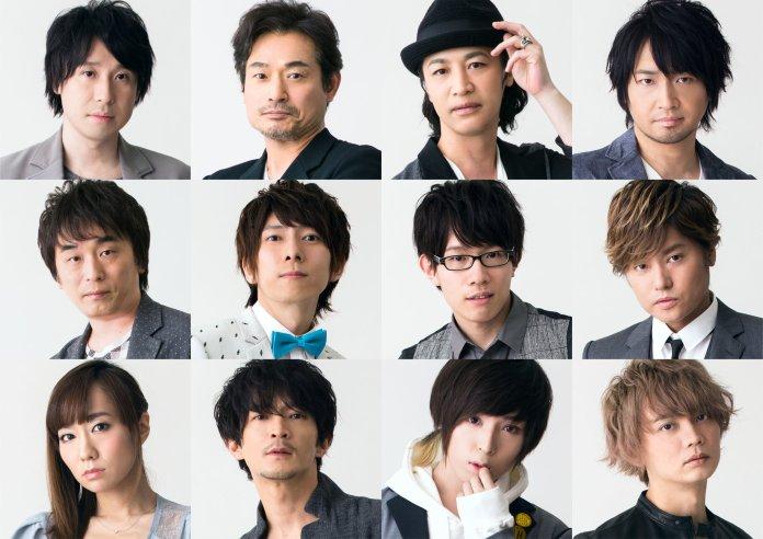 AD-LIVE 2017 cast