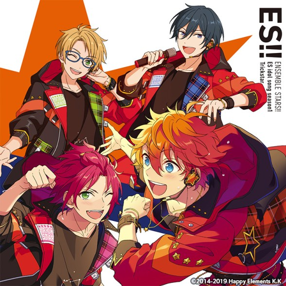 Ensemble Stars!! ES Idol Song season1 Trickstar