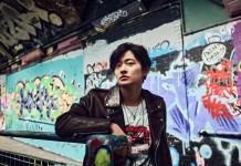 Hiro Shimono WE GO! promotional photo