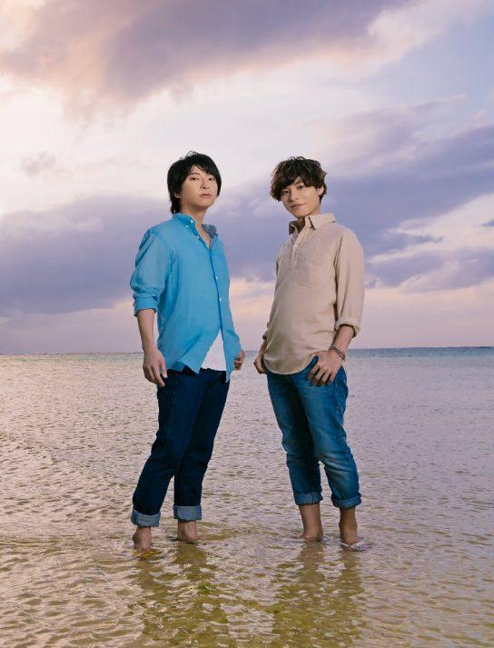 tetsuya kakihara, nobuhiko okamoto trust and play