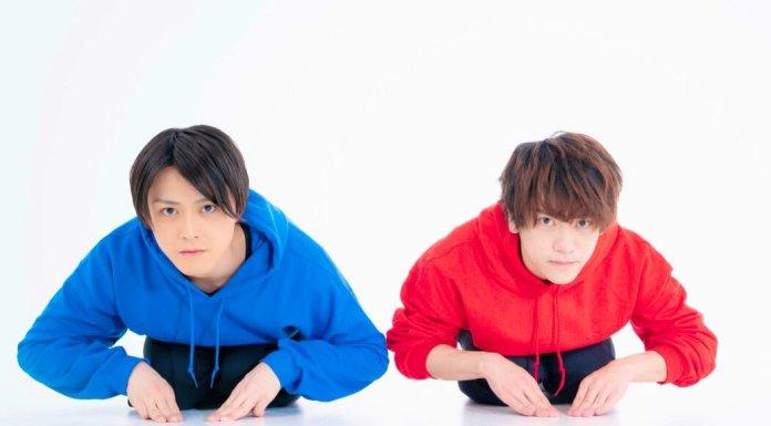 Tsubasa Sasa and Mizuki Chiba