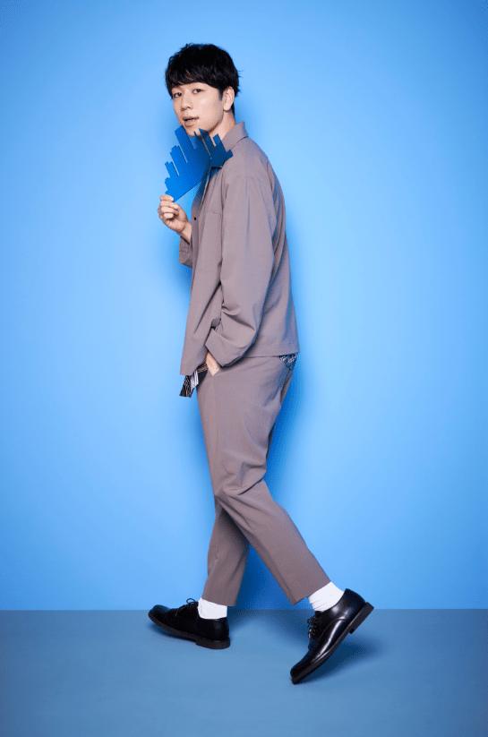 Koutaro Nishiyama solo debut