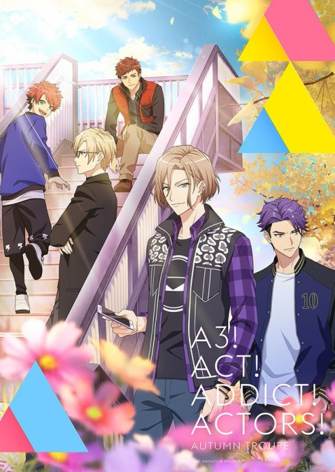 A3 SEASON AUTUMN & WINTER - AUTUMN TROUPE