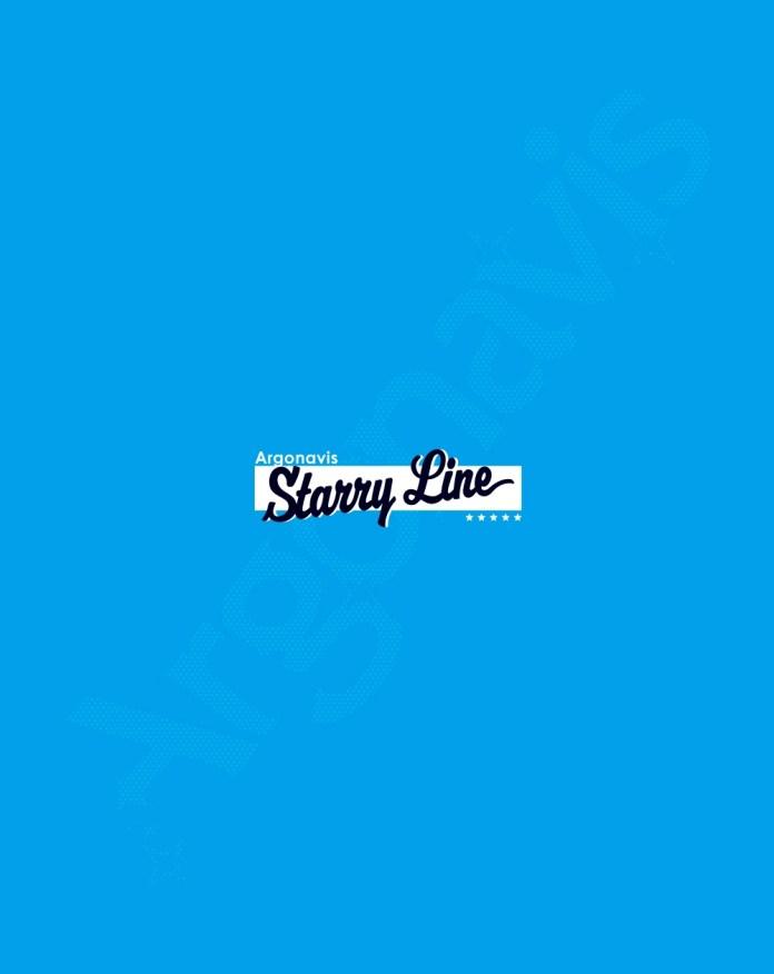 Argonavis Starry Line limited edition