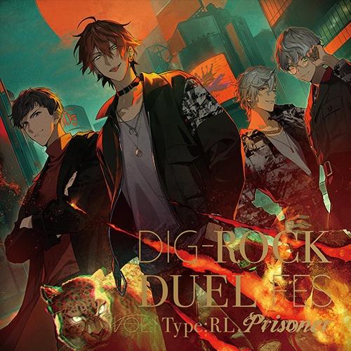DIG-ROCK -DUEL FES- Vol.1 Type RL