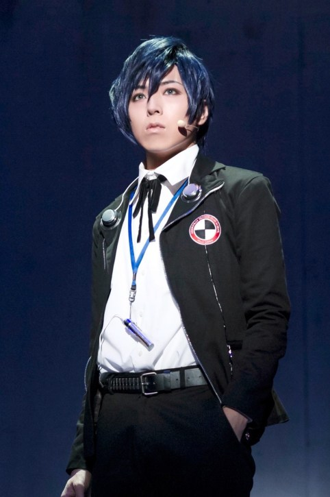 Persona 3 - The Weird Masquerade Shouta Aoi as Sakuma Shiomi