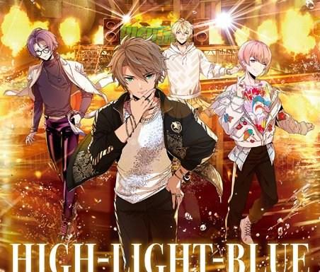 """HIGH-TIDE """"HIGH-LIGHT-BLUE"""""""