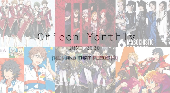 Oricon Monthly June 2020