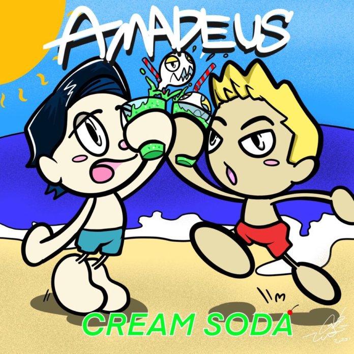 AMADEUS CREAM SODA