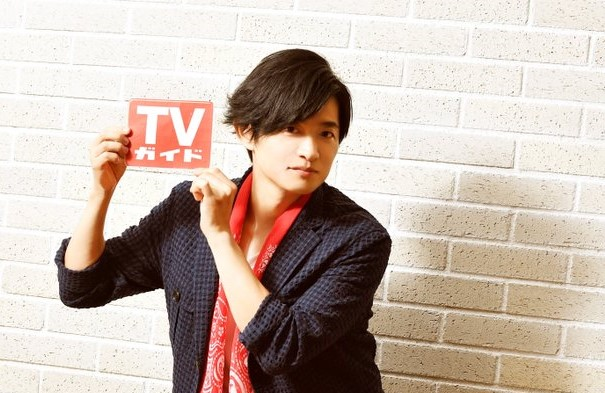 Hiro Shimono Weekly TV Guide