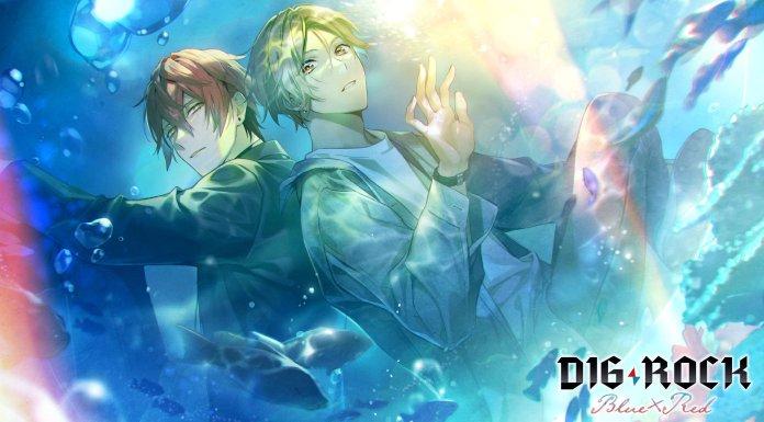 DIG-ROCK Blue x Red