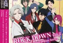 ROCK DOWN vol.2 -The adventure begins here.-