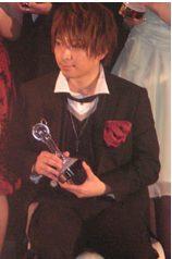 Tetsuya Kakihara 1st seiyuu awards 2007