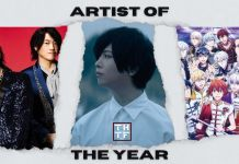 THTFHQ ARTIST OF THE YEAR 2020