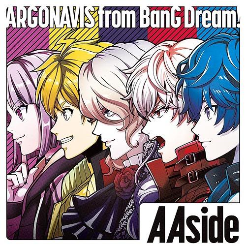 """ARGONAVIS from BanG Dream """"AAside"""""""