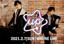 M.O.E 1st live UP