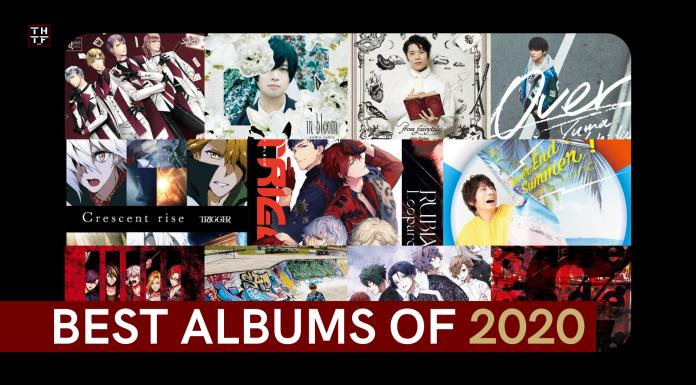 THTFHQ best albums of 2020